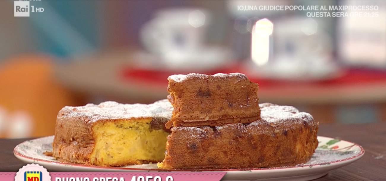 La torta di mele e anice stellato di zia Cri per le ricette dolci di Natale E' sempre mezzogiorno