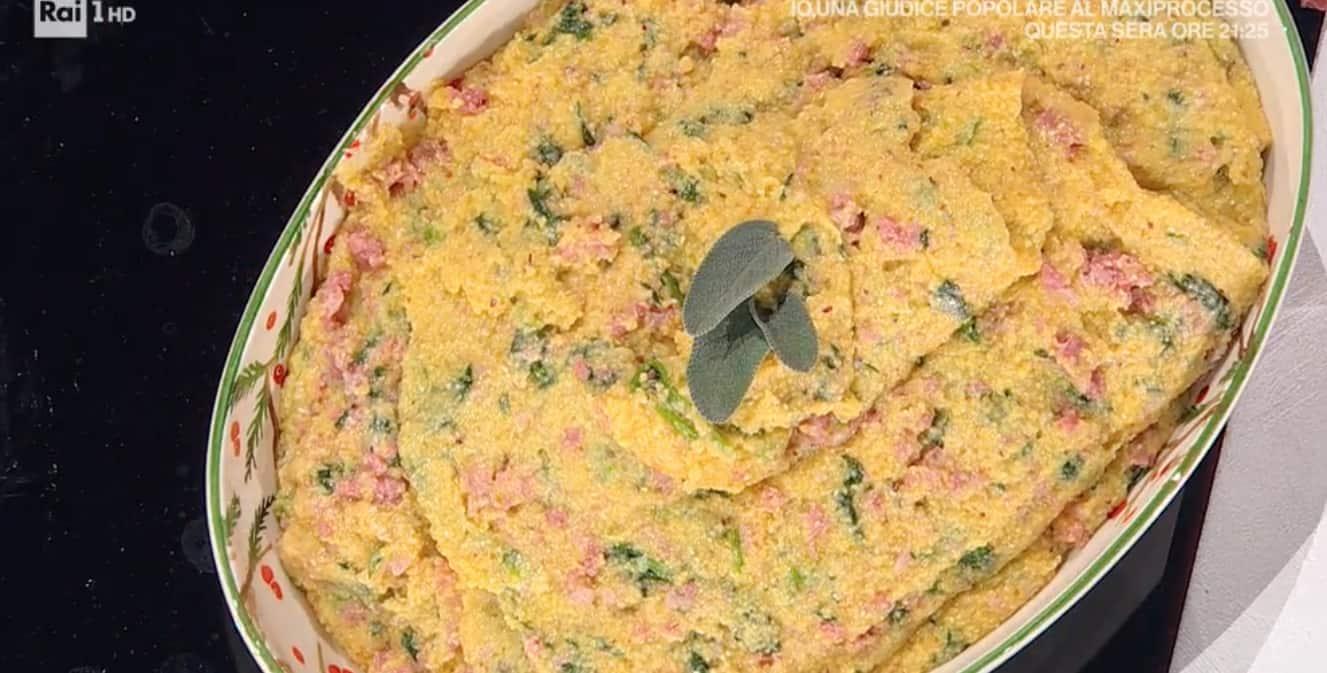 Polenta concia di Francesca Marsetti, la ricetta golosa E' sempre mezzogiorno