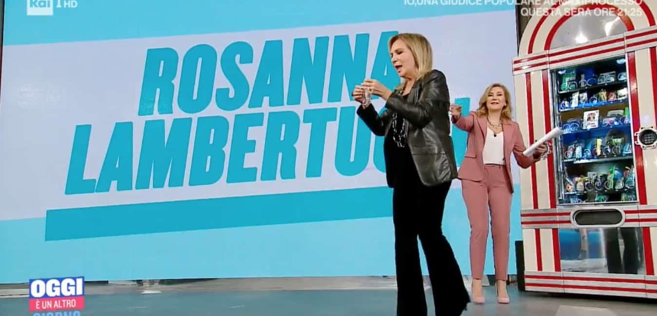 Rosanna Lambertucci: la morte della figlia e l'errore di avere lasciato il marito (Foto)