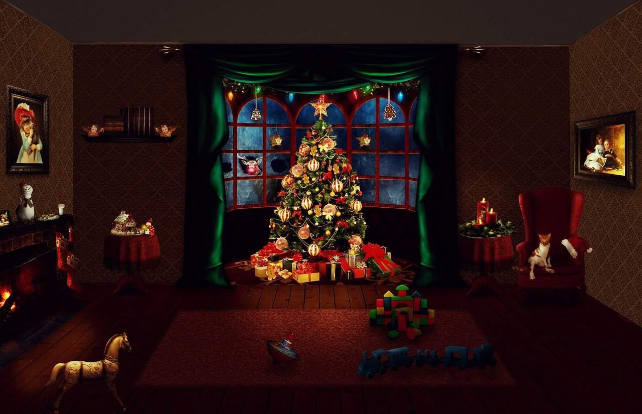 Come tenere ordinata la casa durante le feste di Natale: 4 consigli