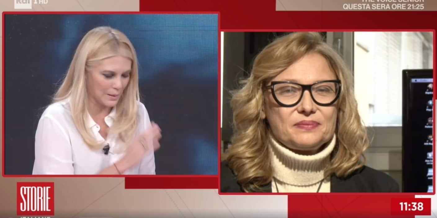 """Nicoletta Mantovani felice: """"Si può essere folli d'amore anche a 50 anni"""" (Foto)"""