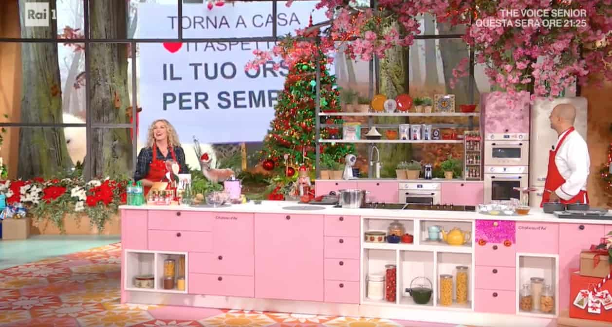 """La sorpresa di Vittorio Garrone per Antonella Clerici: """"Amore torna a casa"""" (Foto)"""
