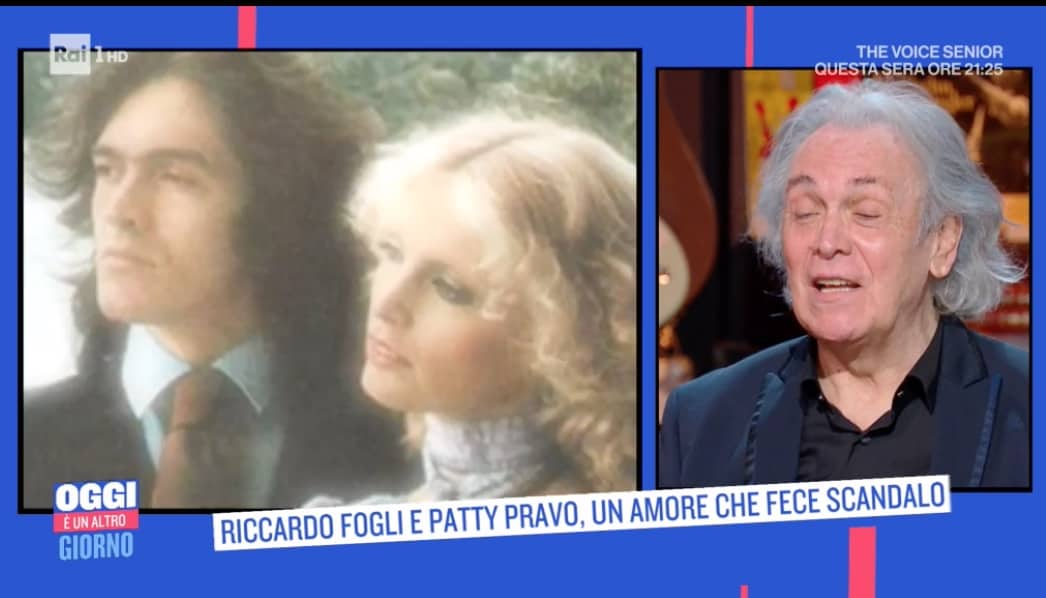 Riccardo Fogli con un filo di voce ricorda sua madre, il profumo di miseria e la malattia (Foto)