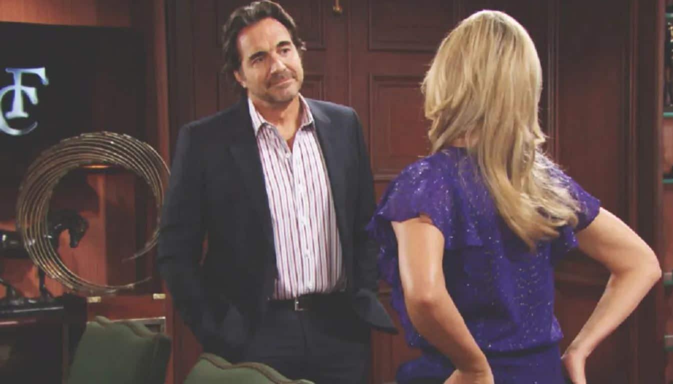 Beautiful anticipazioni: Shauna inizia il suo avvicinamento a Ridge, lo conquisterà?