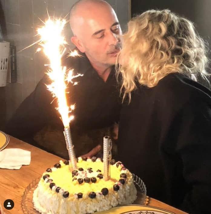 Le torte di compleanno di Antonella Clerici sono di Maelle e Sal De Riso (Foto)