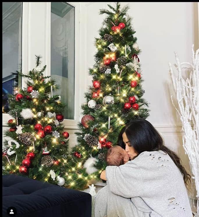 Gli alberi di Natale vip del 2020, tutto è pronto per le feste (Foto)