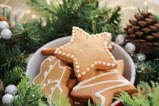 Regalare Biscotti Di Natale.10 Ricette Per I Biscotti Di Natale Perfetti Anche Da Regalare Ultime Notizie Flash