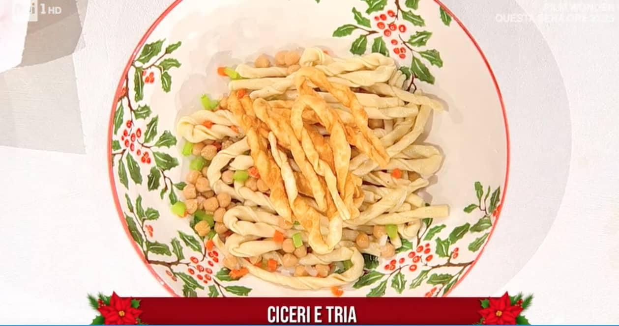 Ricette Fulvio Marino: pan de toni di Natale per E' sempre mezzogiorno