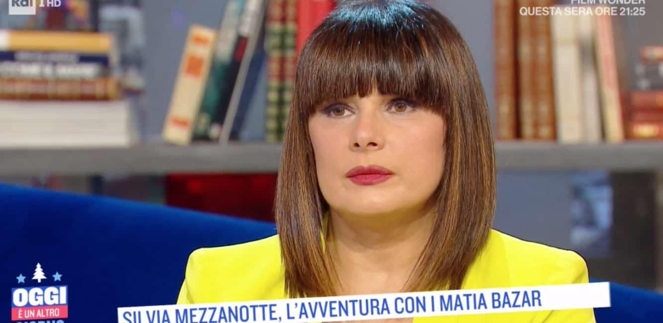 Silvia Mezzanotte: l'insicurezza, la sensibilità e il dolore per la morte di Giancarlo Golzi