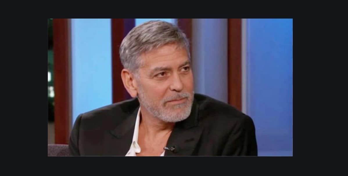 George Clooney ricoverato in ospedale per la perdita eccessiva di peso (Foto)