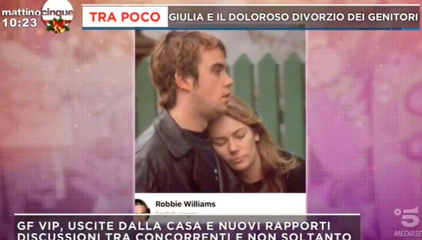 """Da Mattino 5 la rivelazione su Filippo Nardi: Robbie Williams voleva """"picchiarlo"""""""