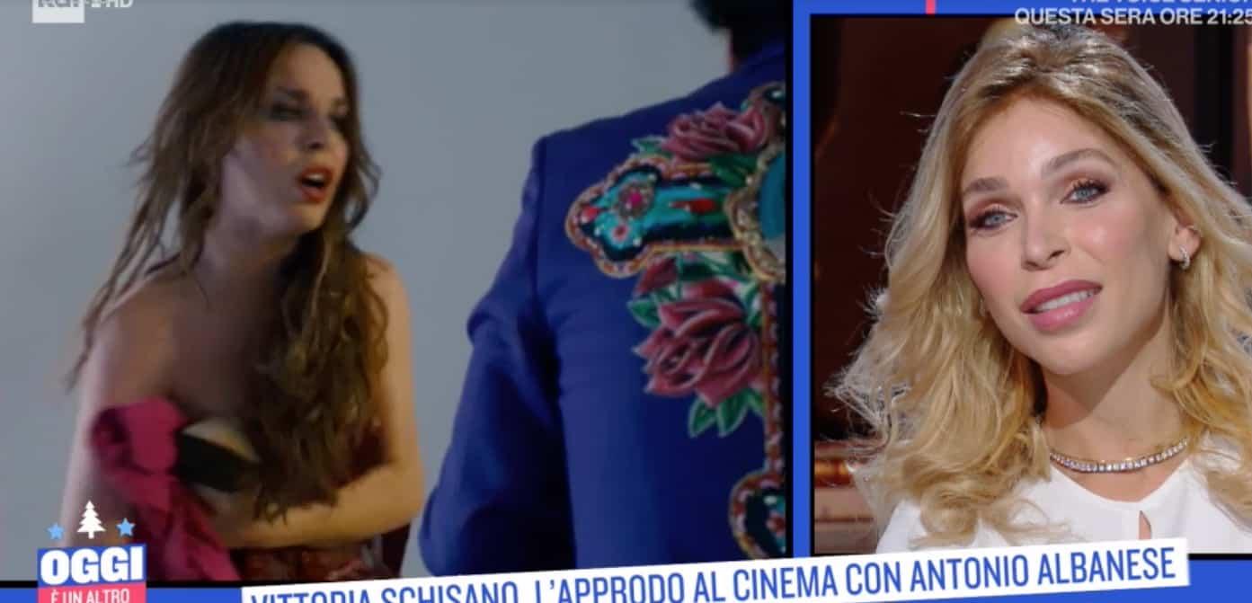 """Vittoria Schisano contro Serena Bortone: """"Dovresti mettere a proprio agio i tuoi ospiti"""" (Foto)"""