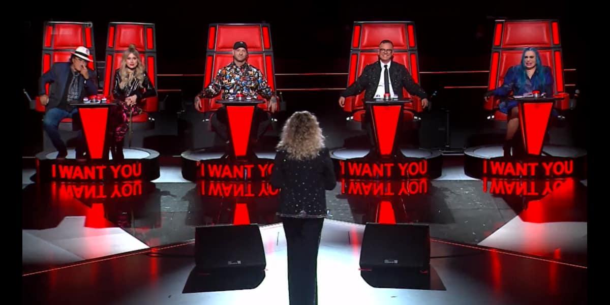 The Voice Senior: svelati i nonnini semifinalisti di Antonella Clerici
