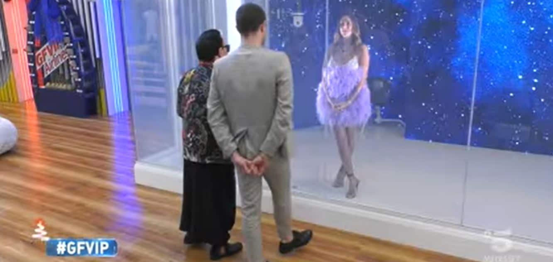Tommaso Zorzi critica anche il vestito di Sonia Lorenzini che cosa quasi 3000 euro