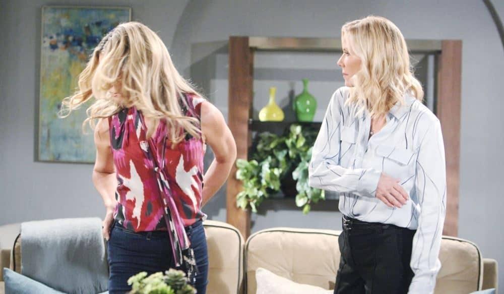 Beautiful anticipazioni: tra Shauna e Brooke finisce a schiaffi