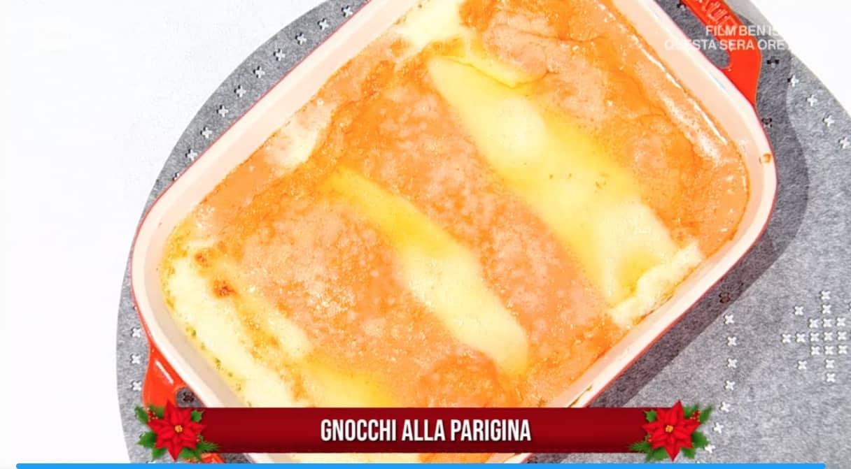 Gnocchi alla parigina di Francesca Marsetti, dalle ricette di oggi E' sempre mezzogiorno