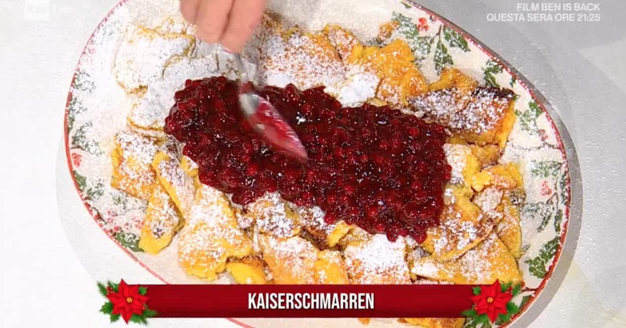 Kaiserschmarren, la colazione di Natale è la ricetta dolce di Barbara De Nigris