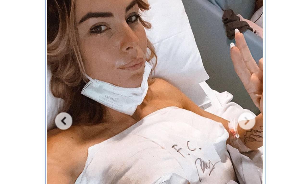Micol Olivieri ha rifatto il seno e mostra il prima e il dopo intervento (Foto)