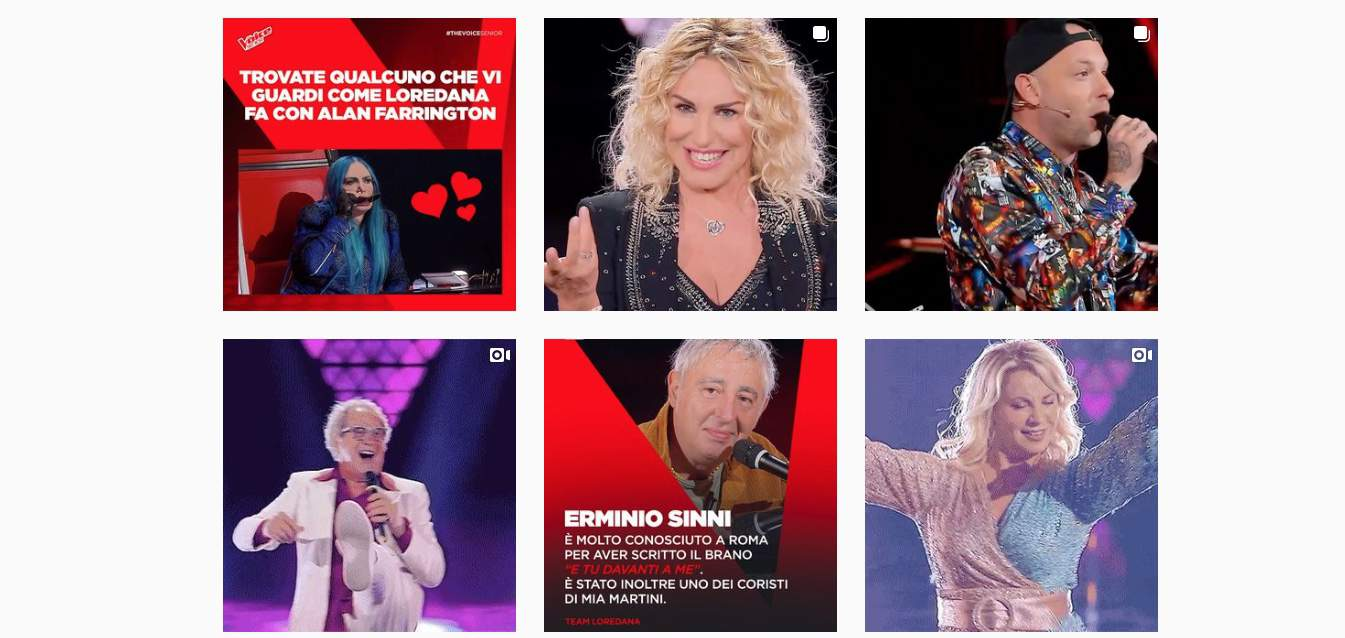 The Voice Senior la semifinale e la finale in onda questa settimana