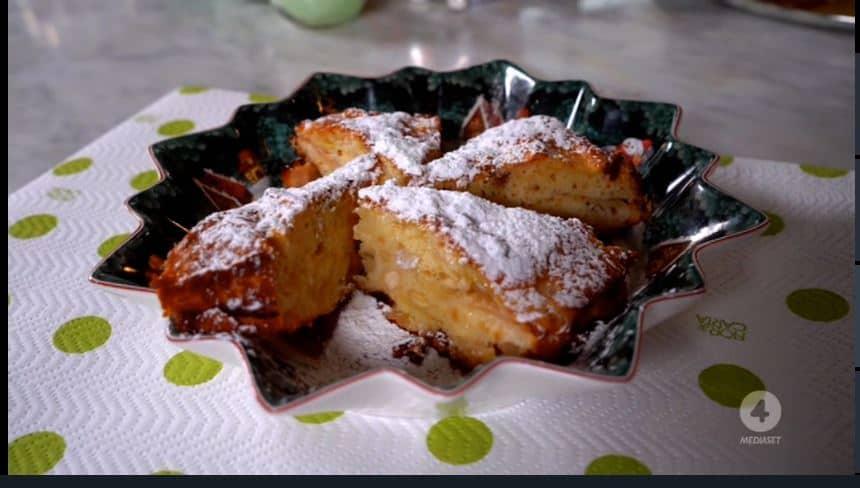 La torta di mele renette di Anna Moroni da Ricette all'Italiana