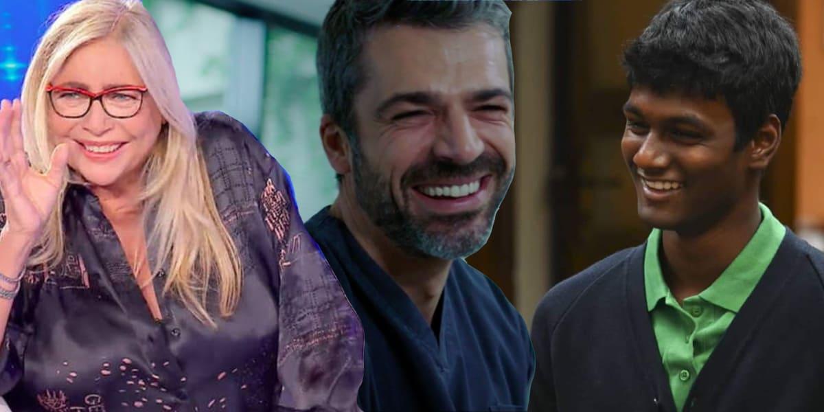 I migliori momenti tv del 2020: dal monologo in Doc agli abbracci di Mara Venier