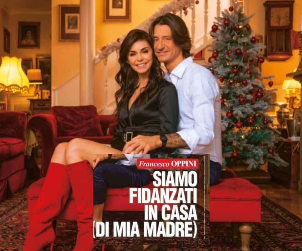 Francesco Oppini e Cristina dopo il GF VIP 5 arriva il matrimonio? Niente da fare
