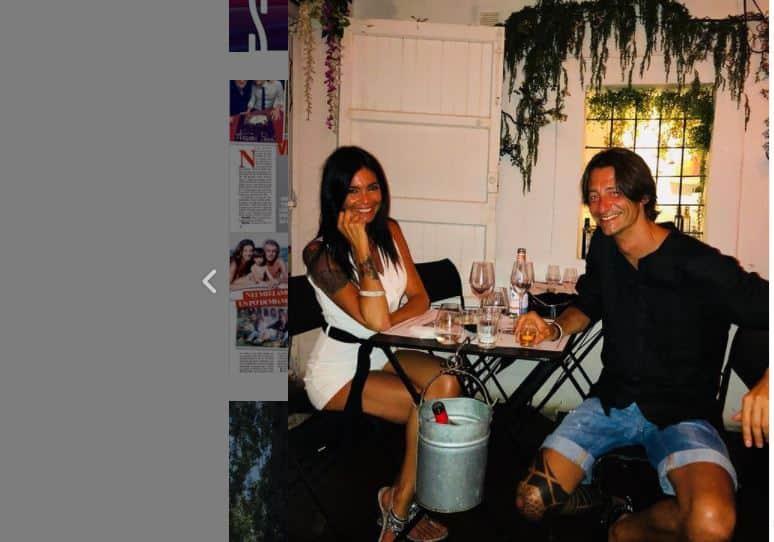 Cristina commenta l'atteggiamento di Dayane Mello verso il suo fidanzato Francesco Oppini