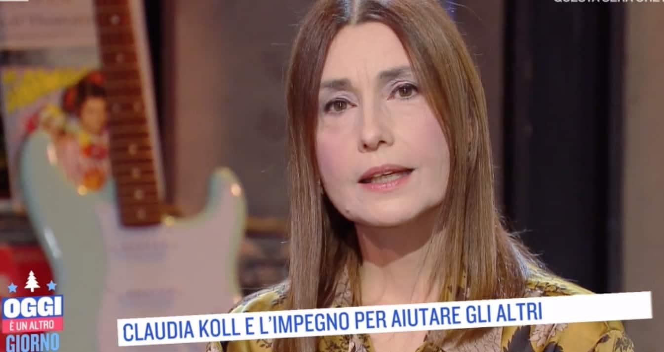 Claudia Koll bussò alla porta di Laura Antonelli senza conoscerla, lei non la lasciò sola