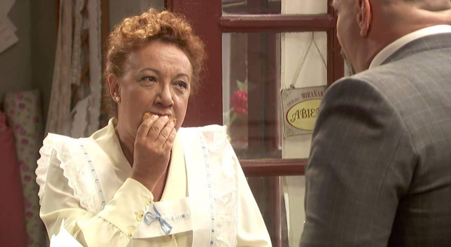 Il segreto anticipazioni: Dolores sotto choc, che ne sarà di Tiburcio?