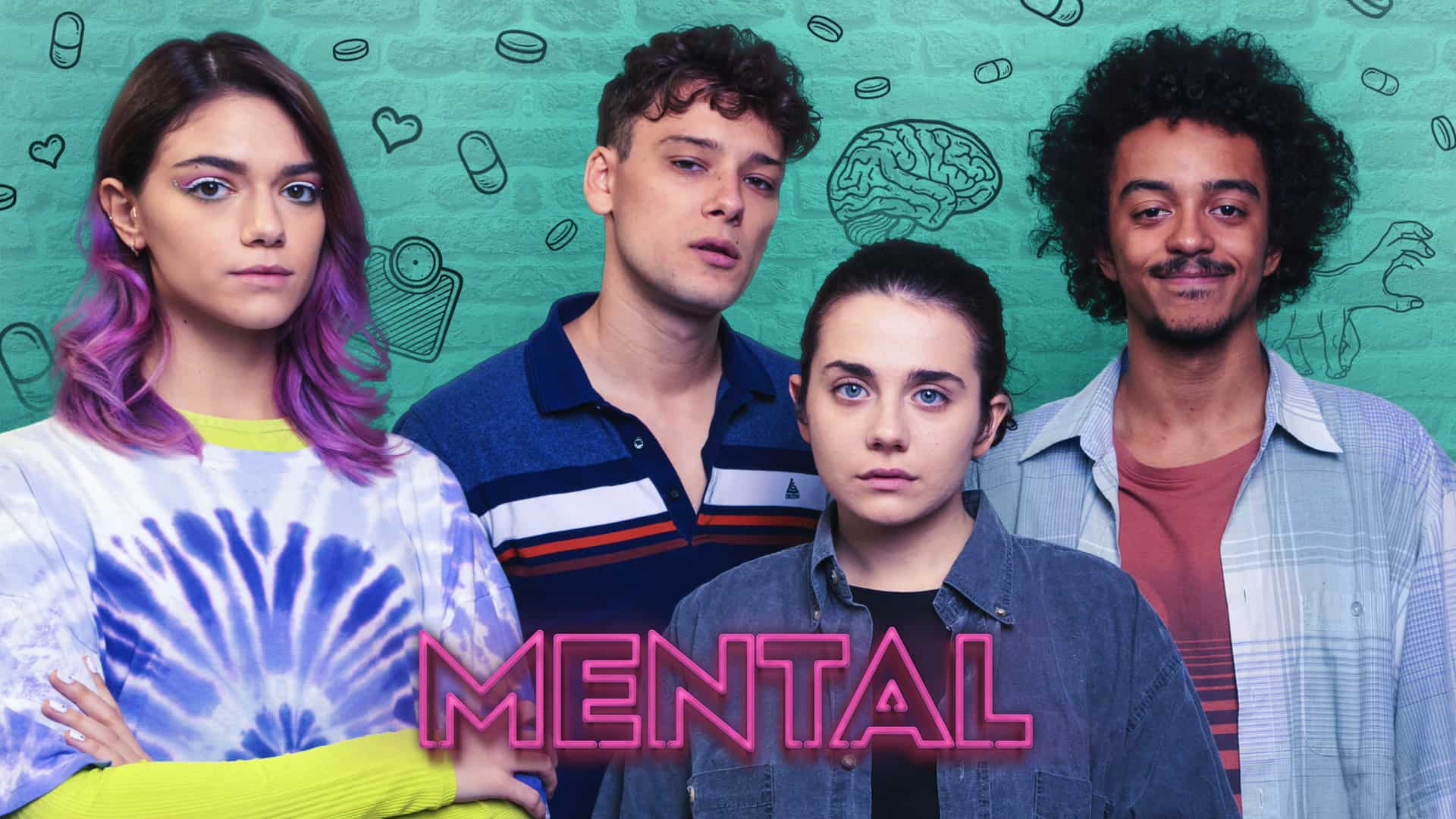 Mental arriva su RaiPlay: tutto quello che c'è da sapere sulla serie