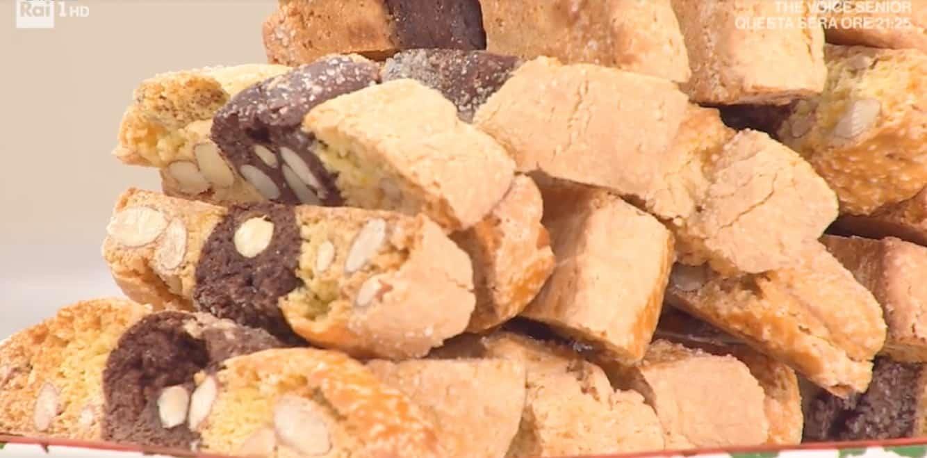 I biscotti di Babbo Natale di Natale Cattelani, le ricette dolci E' sempre mezzogiorno