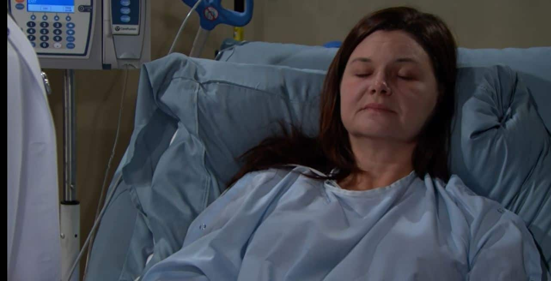 Beautiful anticipazioni: Katie pensa di morire e fa una richiesta a Brooke