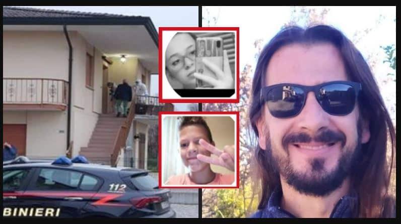 L'uomo che ha ucciso i suoi figli nel padovano era stato segnalato dalla sua ex