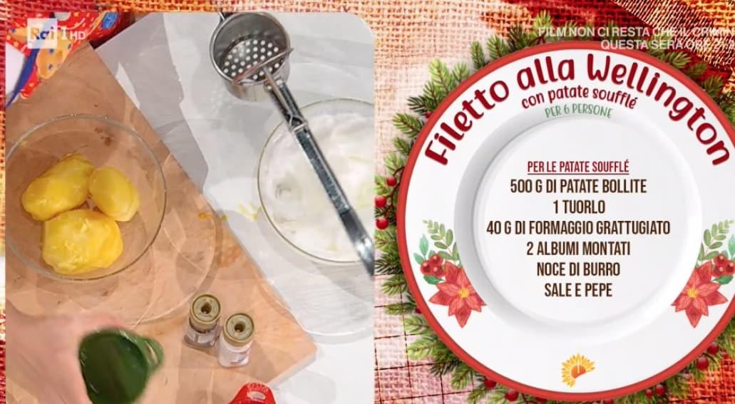 Filetto alla Wellington di zia Cri, la ricetta di Natale che non può mancare