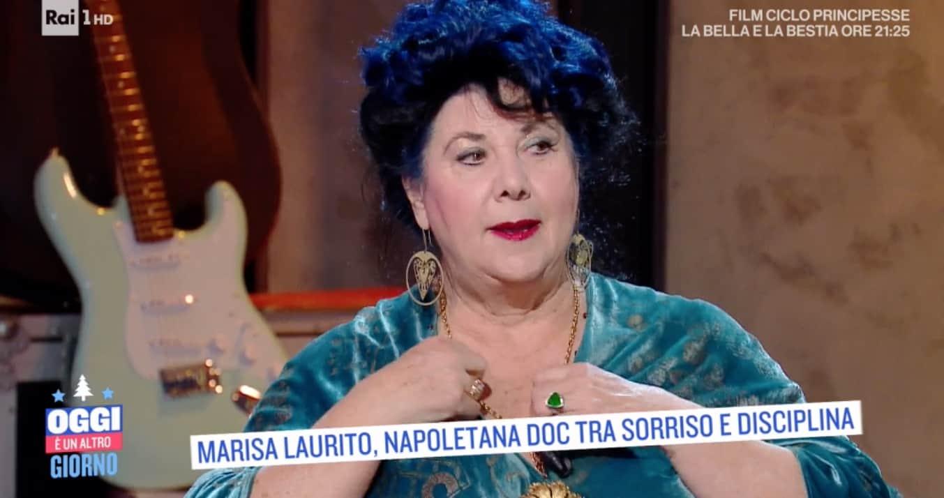 Marisa Laurito racconta dell'ipnosi regressiva, la scoperta delle sue vite precedenti (Foto)