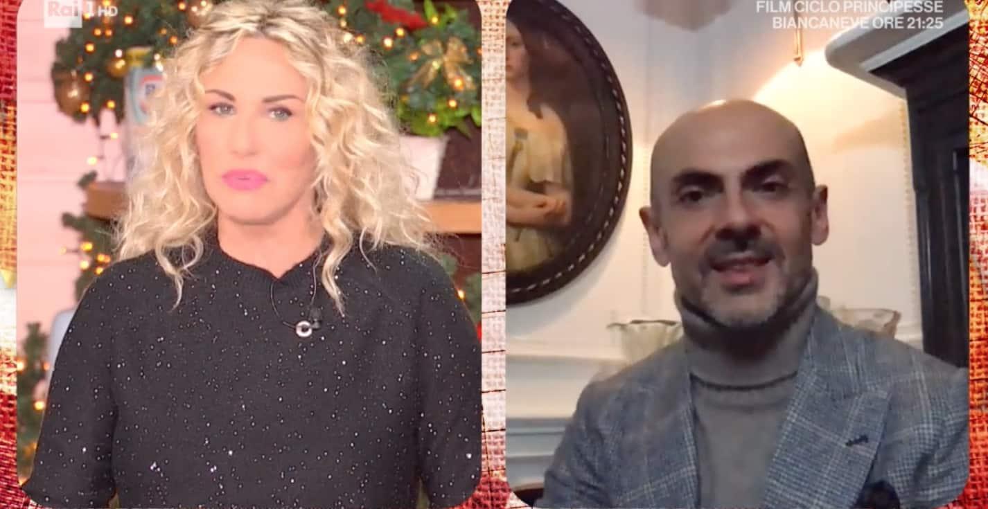 Con Enzo Miccio e Antonella Clerici come sarà il look di Capodanno