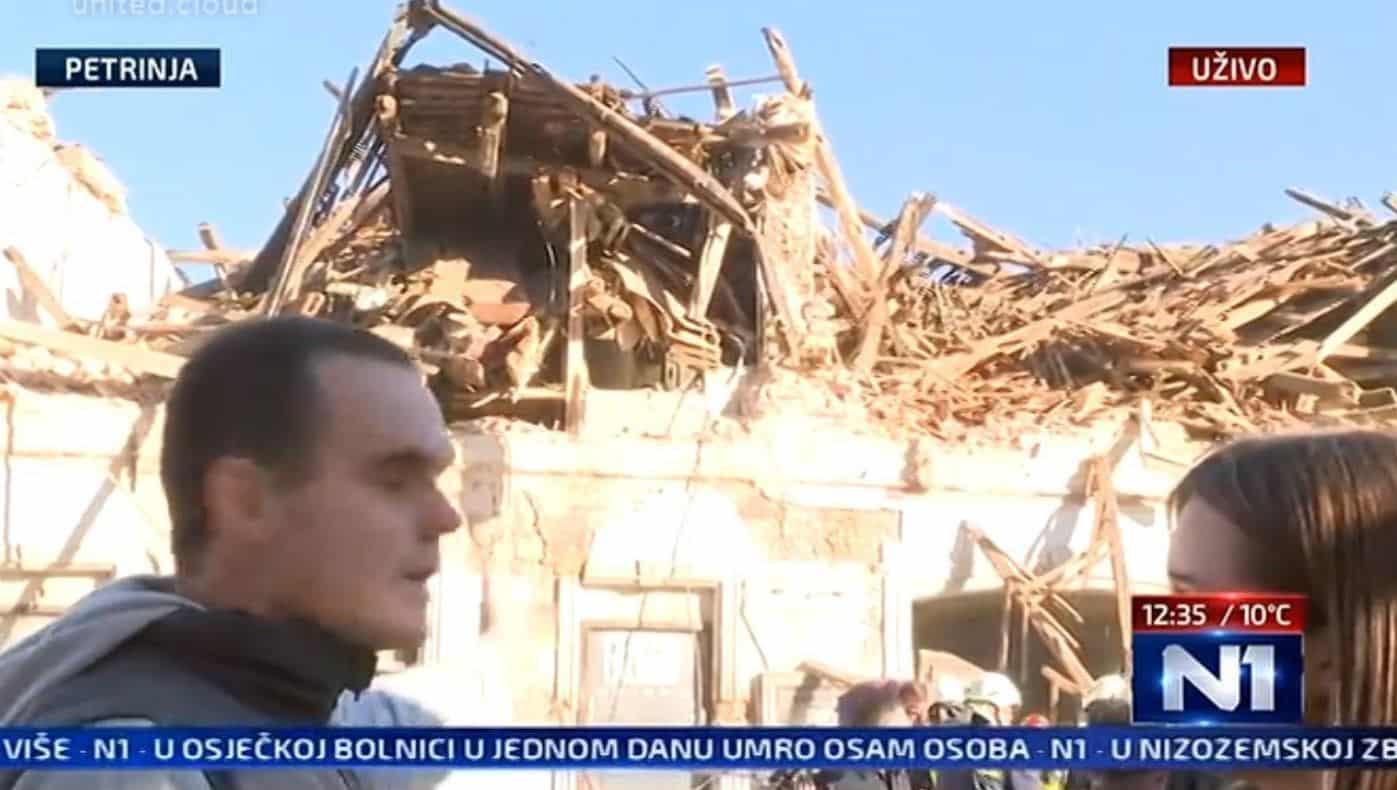Fortissima scossa di Terremoto in Croazia oggi avvertita anche al Nord Italia: le ultime notizie