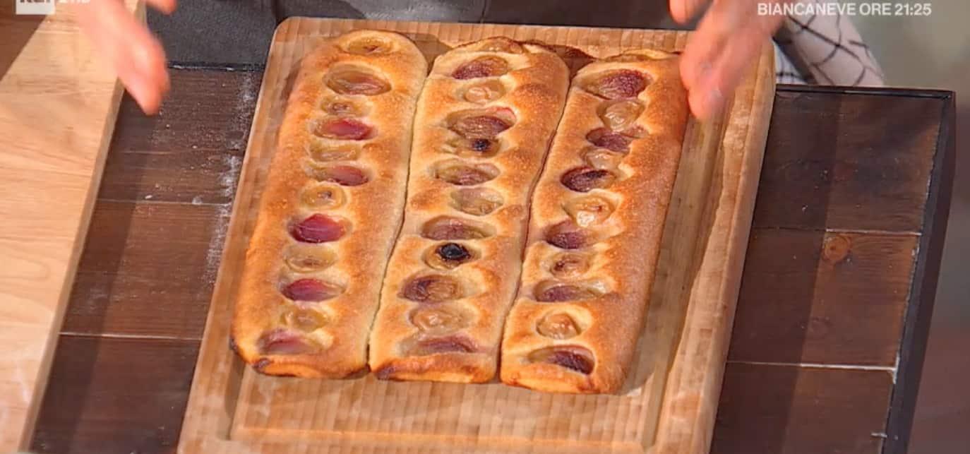 Pane all'uva di Fulvio Marino per il Capodanno: ricette E' sempre mezzogiorno