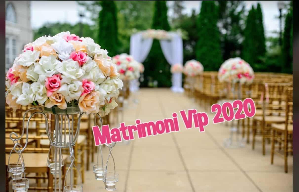 Matrimoni vip 2020, le coppie che ci hanno fatto emozionare di più (Foto)