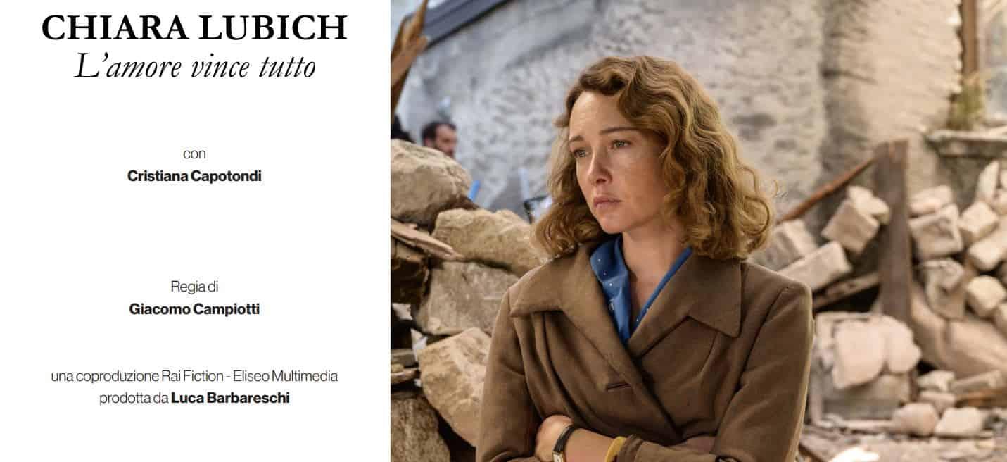 Chiara Lubich-L'amore vince tutto il film tv su Rai 1: trama e storia