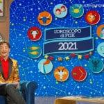 Paolo Fox oroscopo 2021 da I fatti vostri: le previsioni per tutti i segni