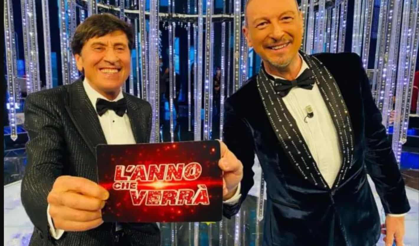 Ascolti Capodanno in tv: gli italiani scelgono Amadeus, che flop il GF VIP 5