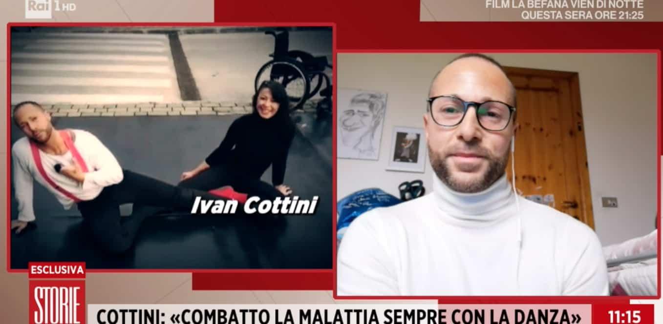 Ivan Cottini chiede ad Amadeus di dare l'addio alla danza sul palco di Sanremo