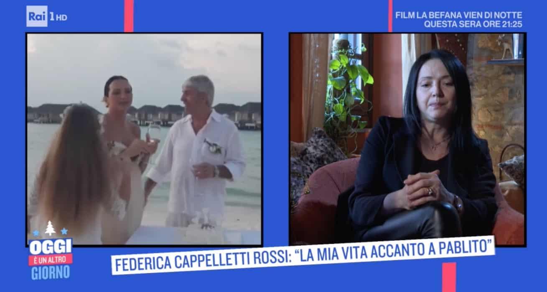 Federica Cappelletti, la vedova di Paolo Rossi ha chiuso la loro camera da letto (Foto)
