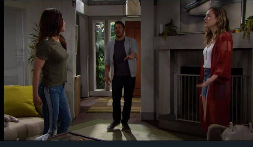 Beautiful anticipazioni: Steffy e Hope si contendono Liam, come finirà?