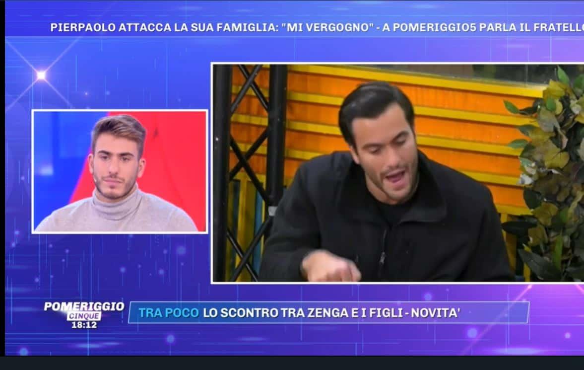 """Giulio Pretelli a Pomeriggio 5: """"Pierpaolo capirà che la famiglia è la famiglia, Giulia la conosce da due mesi"""""""