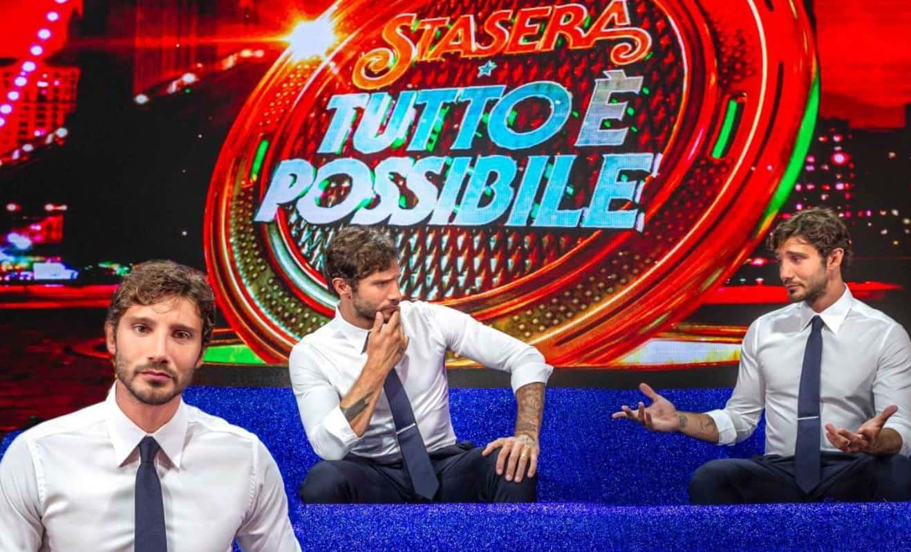 Ascolti tv, Stasera tutto è possibile torna e fa il botto: boom per De Martino