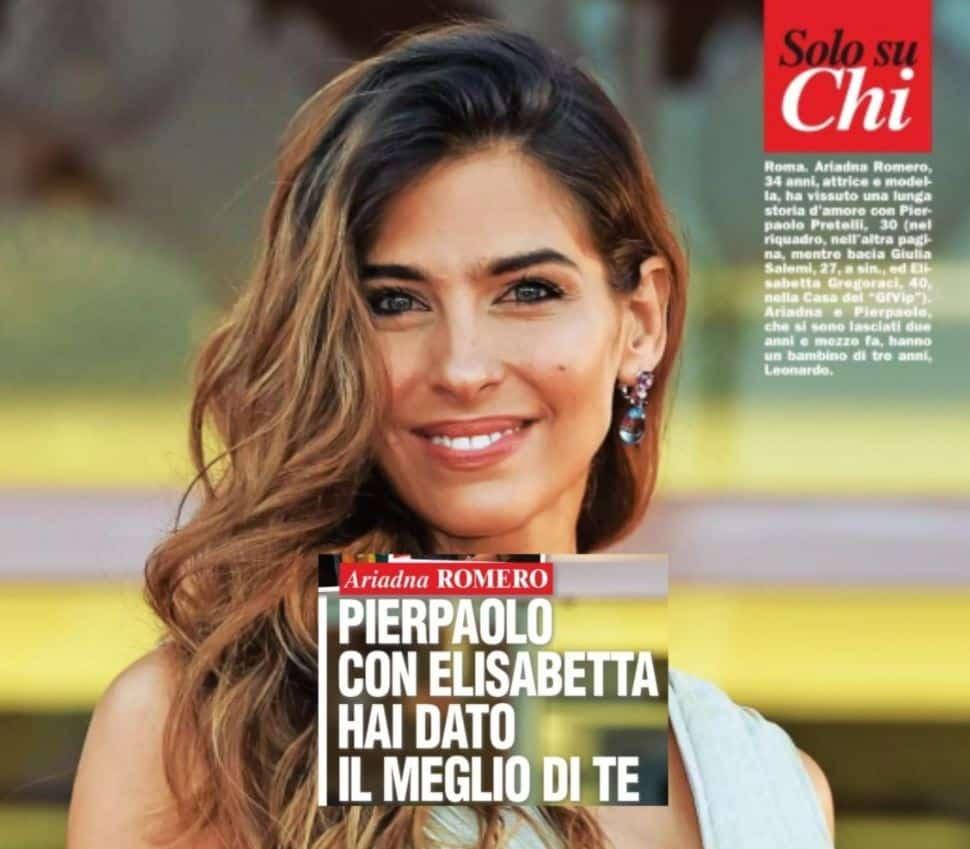 "Elisabetta Gregoraci o Giulia Salemi? Ariadna Romero dice chi ""preferisce"" da Chi"