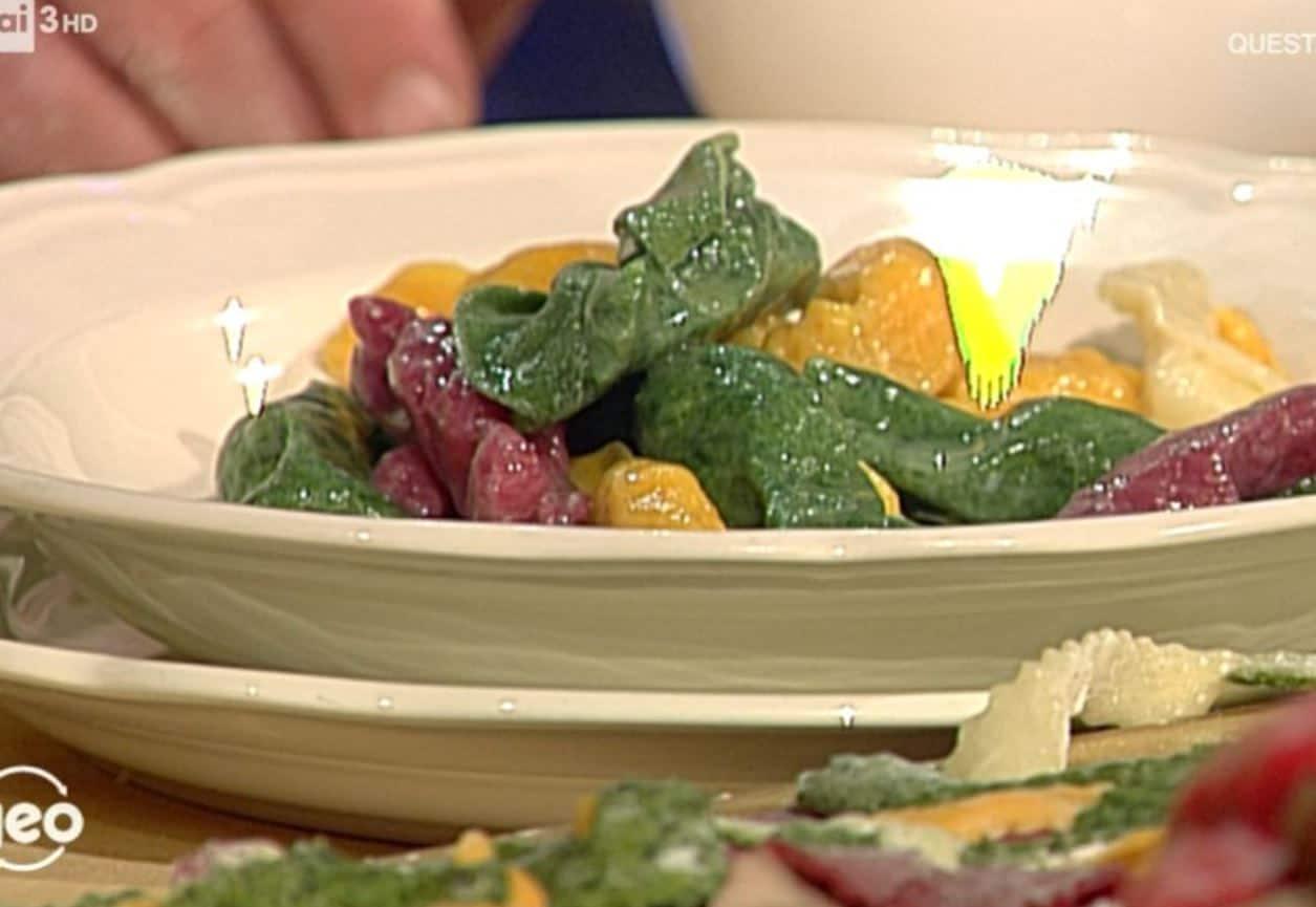 Caramelle di pasta multicolori: una ricetta da Geo