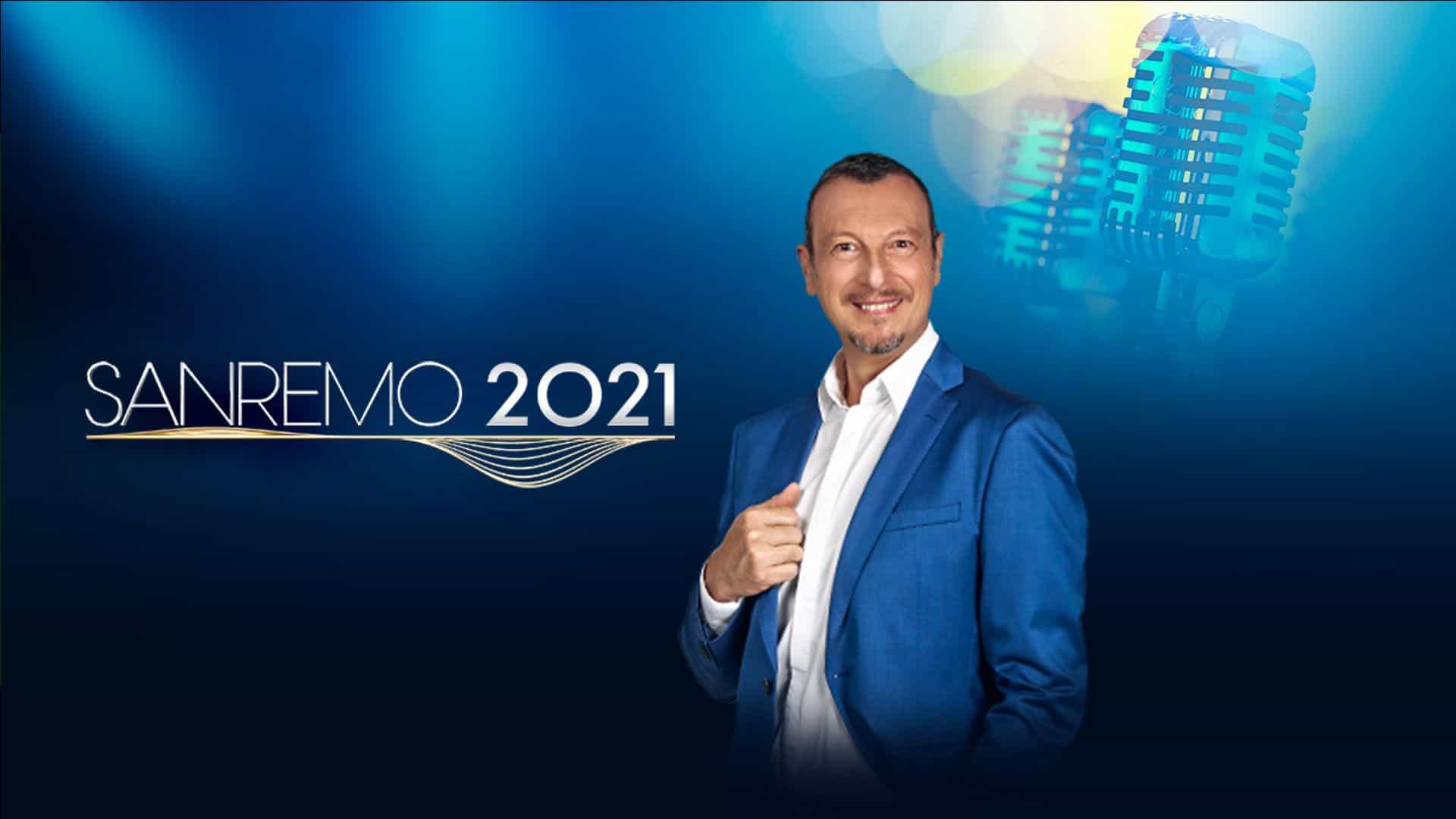 Sanremo 2021 e il pubblico sulla nave: Amadeus spiega tutto